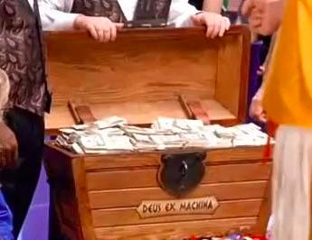 The open treasure chest called Deus Ex Machina