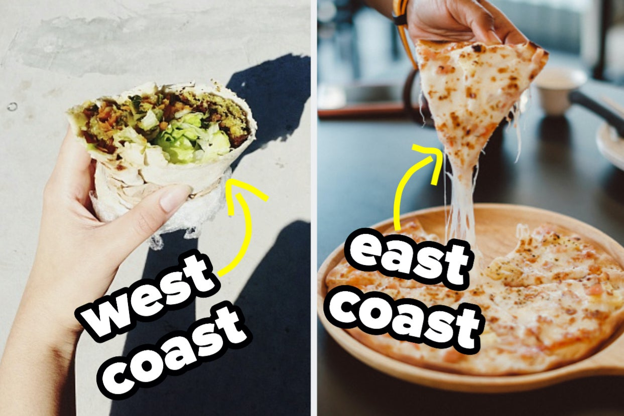 You Probably Think You're Living In The Right Place, But I'll Tell You Which Coast You Actually Belong On