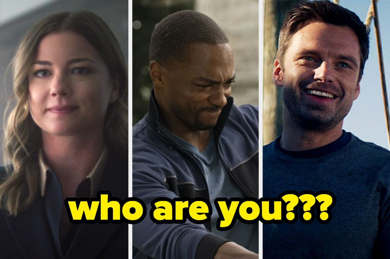 """Are You Zemo, Bucky, Sharon, Or Sam? This """"Only One Can Stay"""" Quiz Will Reveal All"""