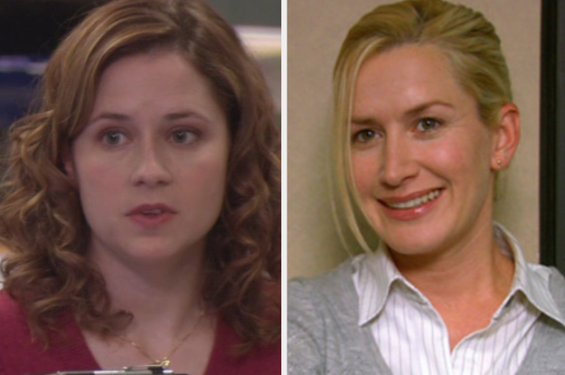 """It's Time To Choose A Side In A Fight Between These """"The Office"""" Characters"""