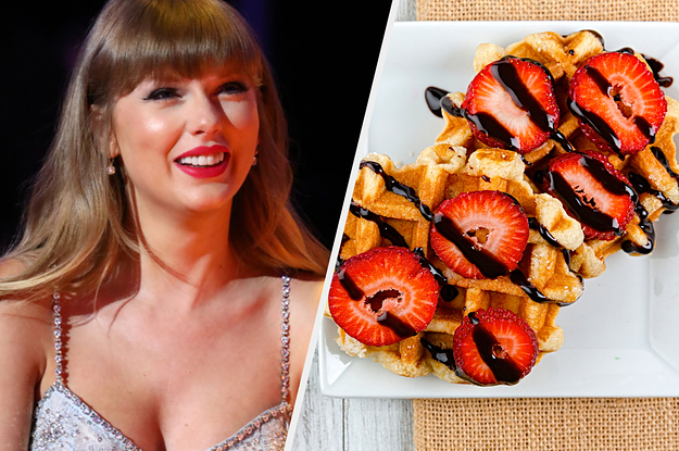 If You Eat Some Chocolate Desserts Until You're Full, Then We Can Reveal If Taylor Swift Would Like You Or Not