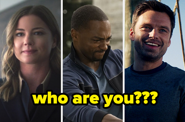 """Your Taste In Marvel Characters Will Reveal Which """"Falcon And The Winter Soldier"""" Character You Are"""