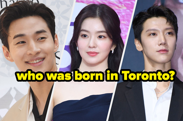 I Am Curious If You Know Which Of These K-Pop Idols Are Canadian