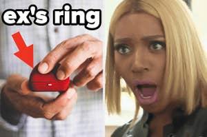 ex's ring