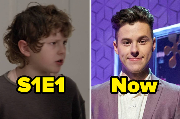 """""""Modern Family"""" First Aired 12 Years Ago — So Here's What The Cast Looked Like Then Vs. Now"""
