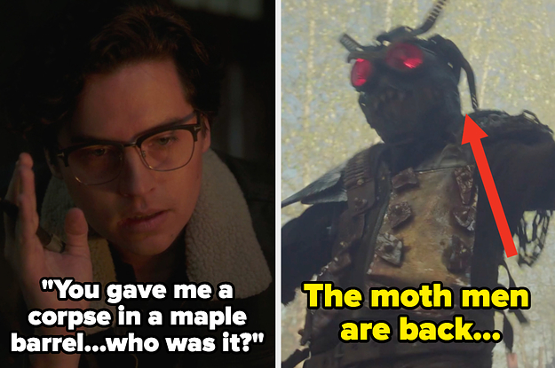 """26 Things That Actually Happened On """"Riverdale"""" This Week"""