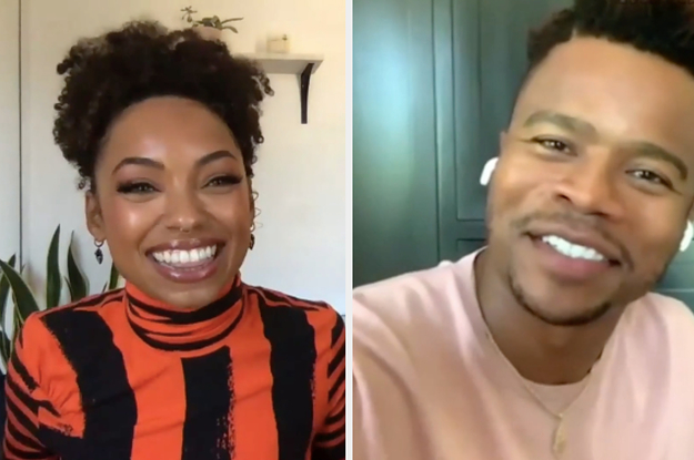 """The """"Dear White People"""" Cast Played Who's Who And It's Clear Their Friendship Runs Deep Off-Screen"""