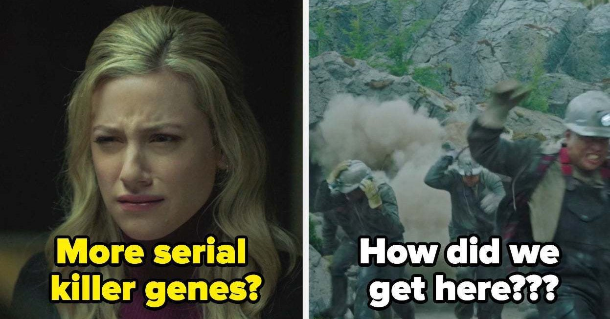 """Picture - 26 Things That Actually Happened On """"Riverdale"""" This Week"""