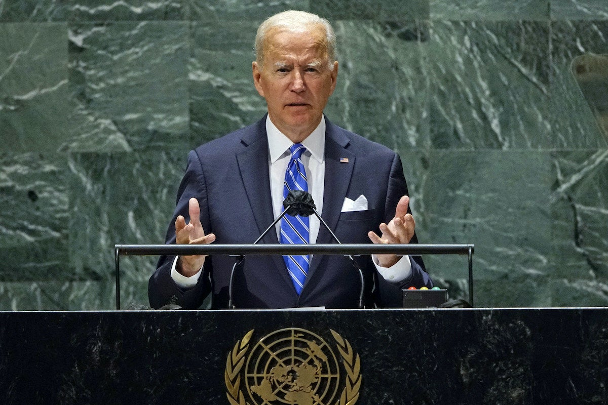 What Does Biden Want On Immigration And The Border?