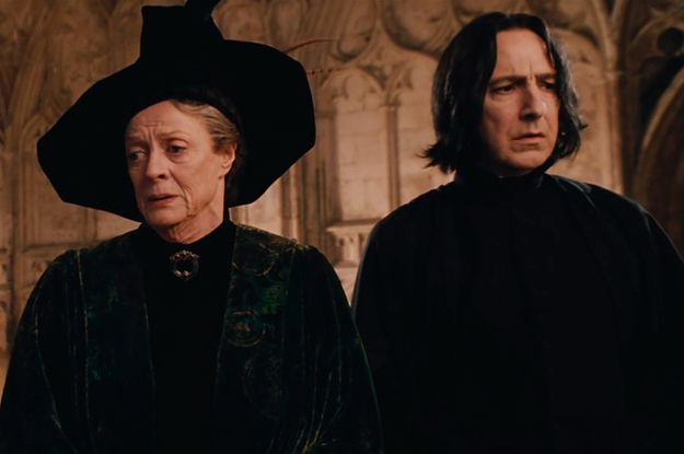 Ever Wondered Which Hogwarts Professor You're Most Like? Just Take This Quiz To Find Out