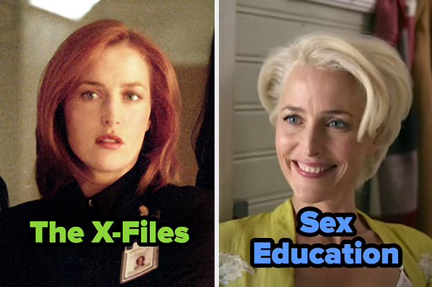 Gillian Anderson Has Been In 42 TV Shows And Movies — How Many Have You Seen?