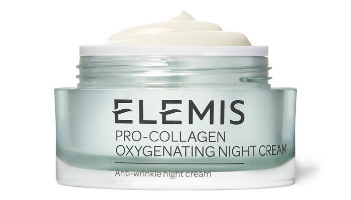 Elemis Pro-Collagen Oxygenating Night Cream container