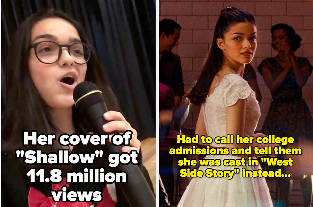 """Rachel Zegler Is About To Blow Us All Away In """"West Side Story,"""" So Here Are 15 Facts About Her"""