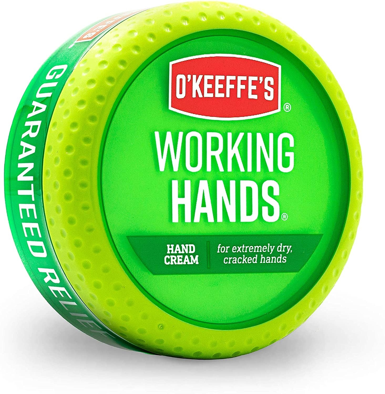 Crema para manos muy secas