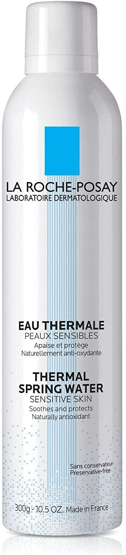 Agua termal para pieles sensibles