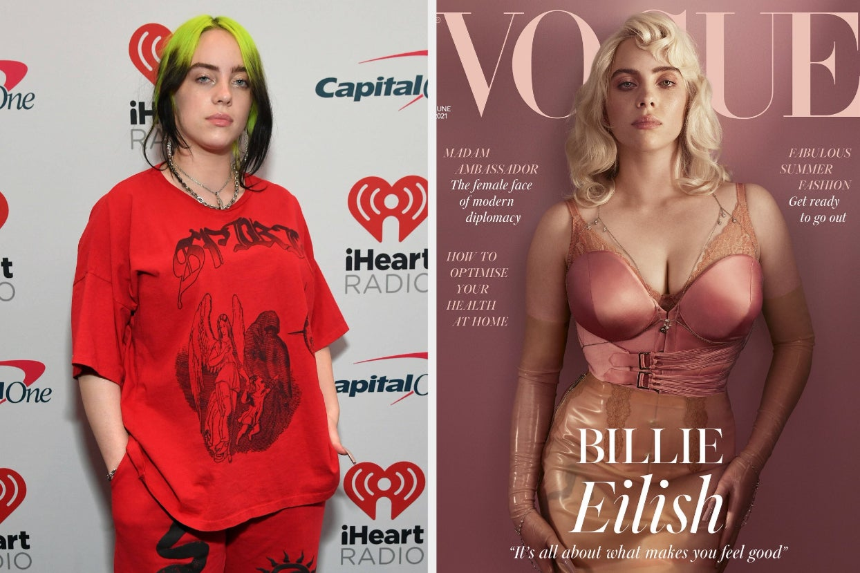 Billie Eilish Opened Up About Losing Fans After 100,000 People Unfollowed Her When She Posted A Picture In A Corset