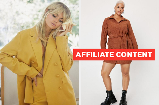 Nastygal Are Offering 40% Off Their Autumn Clothes, So Get Ready To Stay Snug And Stylish