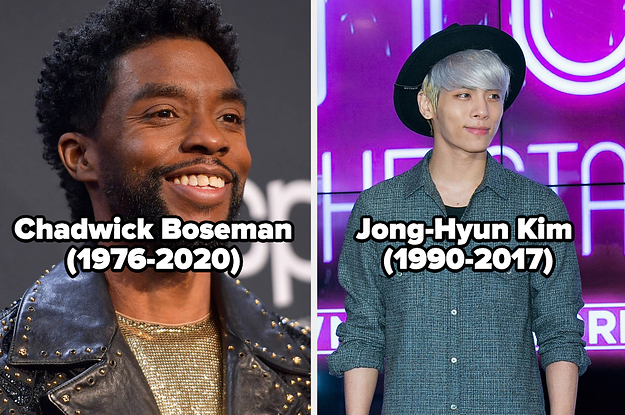 21 Celebrity Deaths That Made People Actually Cry