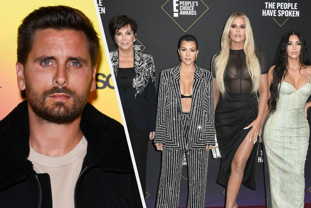 Scott Disick Hinted At A Huge Feud With The Kardashians By Unfollowing The Entire Family On Instagram Weeks After Being Exposed For Dragging Kourtney Kardashian In Leaked DMs