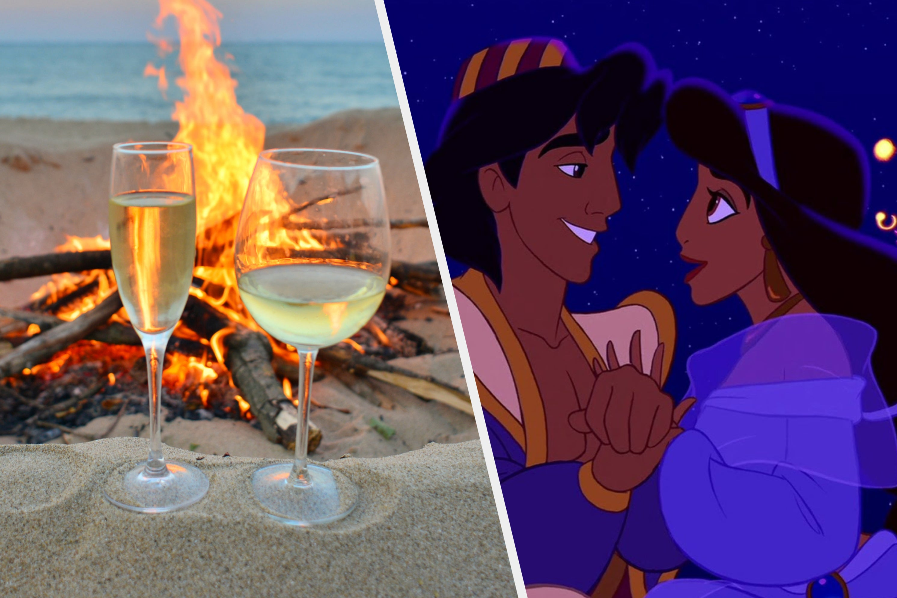 Plan The Perfect Date To Find Out Which Disney Couple You And Your Crush Are