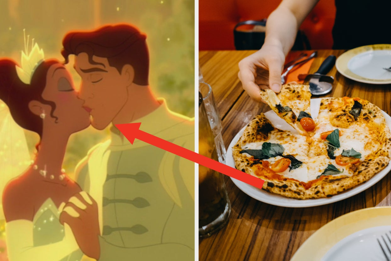 Pretend To Go On Your Dream Date And We'll Reveal Which Disney Couple Best Represents You And Your Crush