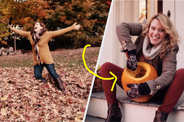 """This Fall """"Would You Rather?"""" Game Will Determine What Type Of Pumpkin You Need This Season"""