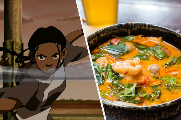 Eat Thai Food For A Whole Day To Reveal Which Of The Four Elements Matches Your Energy