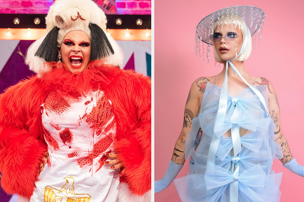 """We Spoke To Anubis From """"RuPaul's Drag Race UK"""" All About Her Time On The Show"""