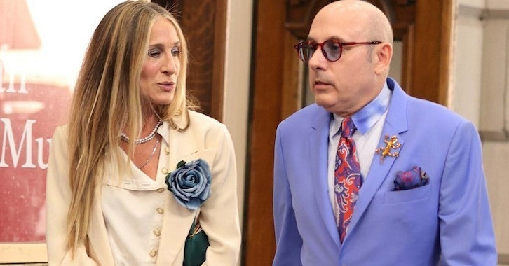 """Sarah Jessica Parker Broke Her Silence With A Moving Tribute To Her """"Sex And The City"""" Costar Willie Garson"""