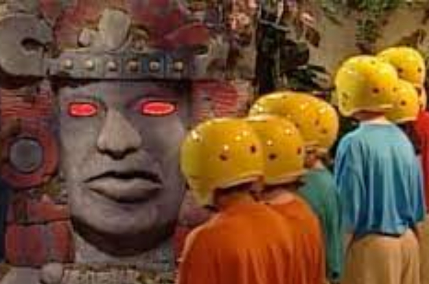 """Here's What We're Hoping To See On The """"Legends Of The Hidden Temple"""" Reboot"""