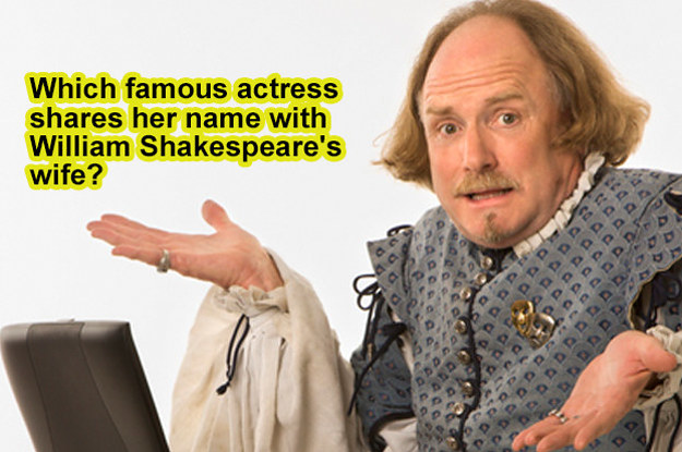 I'm Gonna Ask You 10 Questions About Shakespeare — Then We'll See How Much You Actually Remember From High School