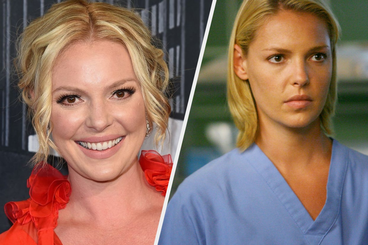 """Katherine Heigl Reflected On Her Past Comments About The """"Cruel"""" Working Conditions On """"Grey's Anatomy"""" Years After Being Called """"Difficult And Unprofessional"""""""