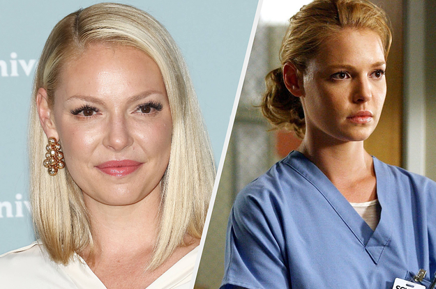 """Katherine Heigl Reflected On Her Past Comments About The """"Cruel"""" Working Conditions On """"Grey's Anatomy"""" Years After Being Called """"Difficult"""" And Cast Out From Hollywood"""