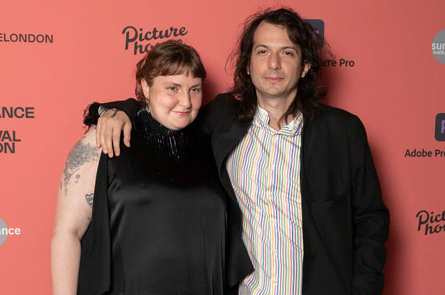 Lena Dunham And Musician Luis Felber Are Married