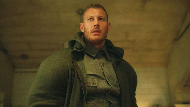 Tom Hopper as Luther