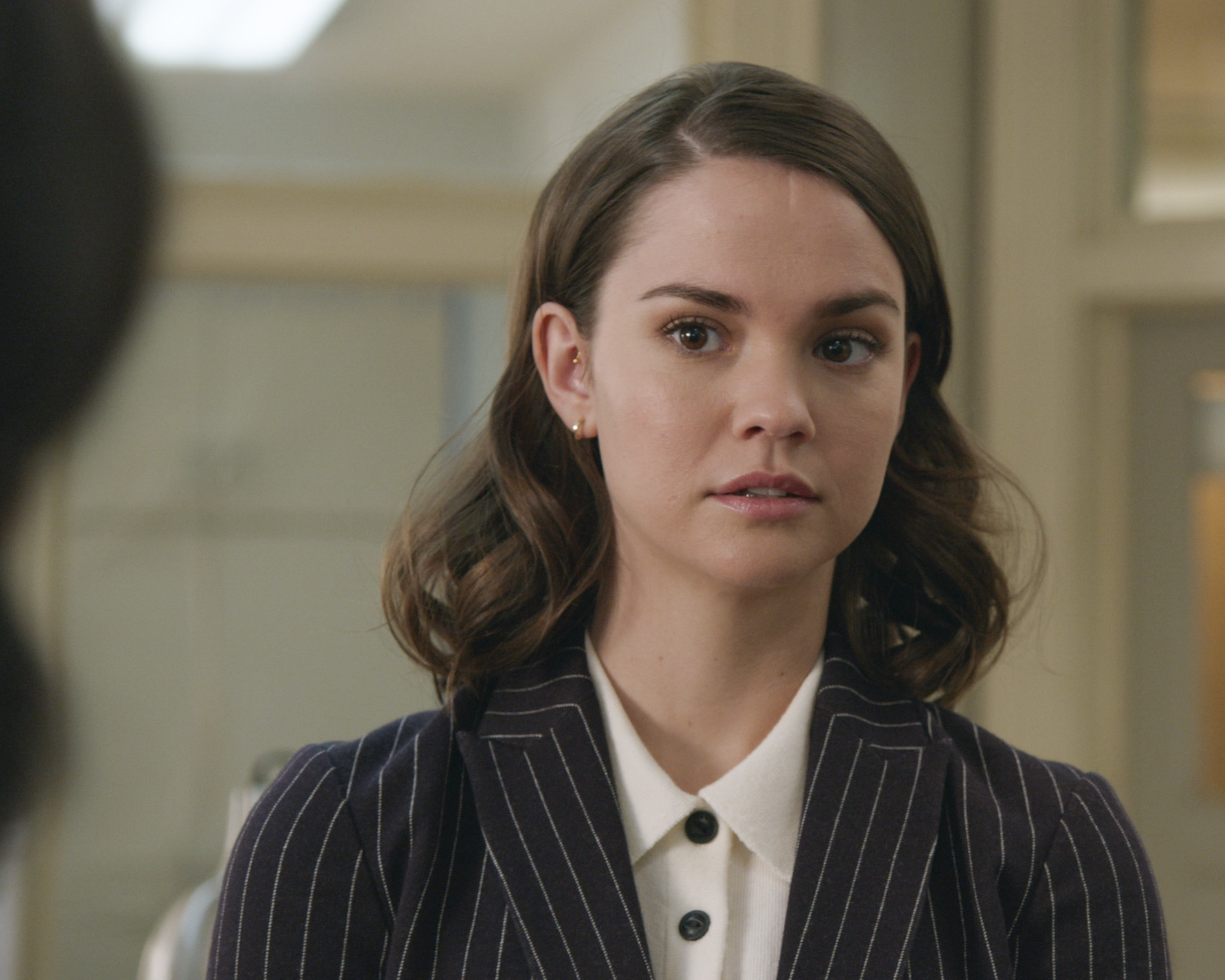 Maia Mitchell as Callie Foster