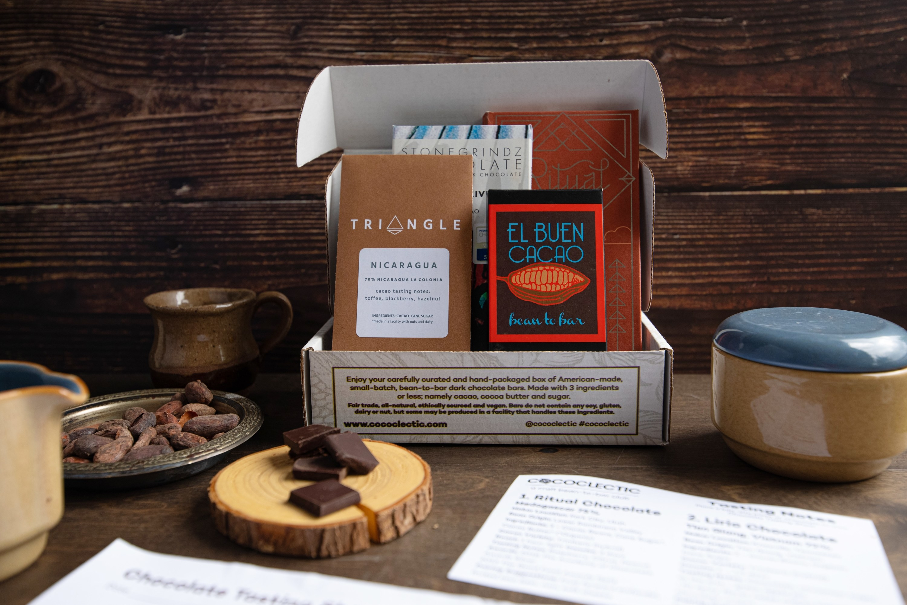 the subscription box