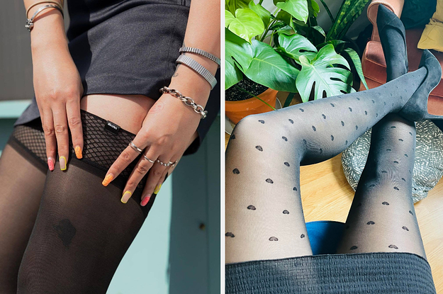 These Indestructible Tights Are The Most Genius Fashion Invention, And I'm Not Even Kidding