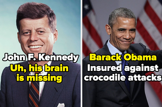 46 Extremely Strange And Exceptionally Fascinating Facts About Each And Every US President
