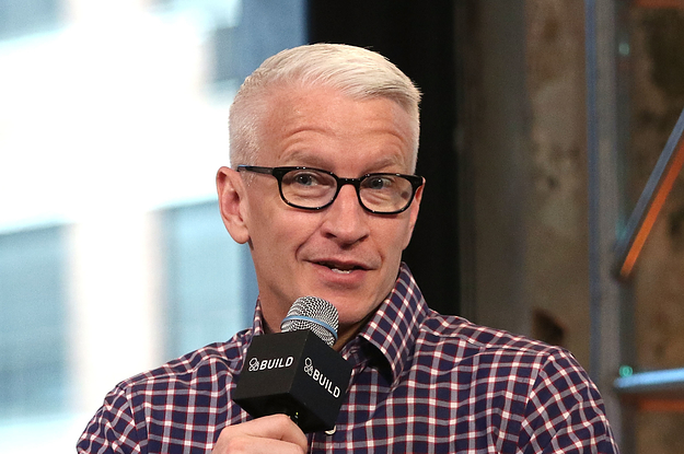 """Anderson Cooper Has No Plans To Leave His Son An Inheritance: """"College Will Be Paid For, And Then You Gotta Get On It"""""""