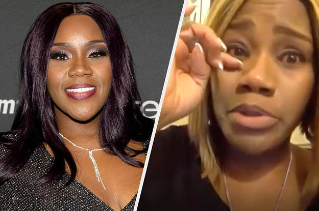 Kelly Price Says She Was Recovering From A Severe Case Of COVID-19 When Her Family Reported Her Missing