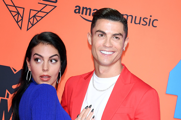 I Will Absolutely Be Watching The New Reality TV Show Centered On Cristiano Ronaldo's Girlfriend Georgina Rodríguez Because The Trailer Is Fire