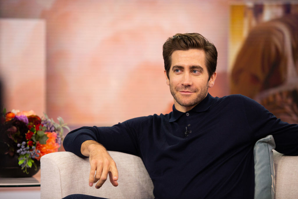 Jake Gyllenhaal on the TODAY show