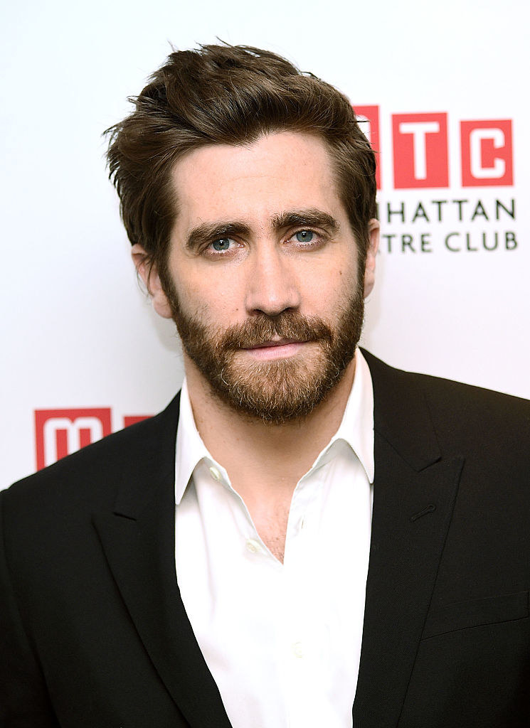 """Jake Gyllenhaal attends the """"Constellations"""" Broadway opening night"""