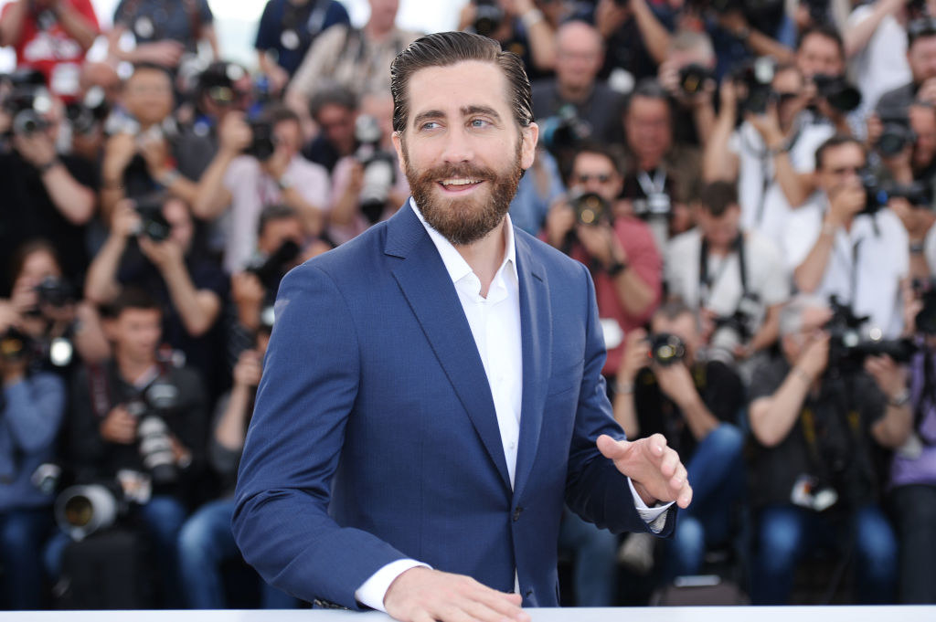 """Jake Gyllenhaal attends a photocall for the film """"Okja"""""""