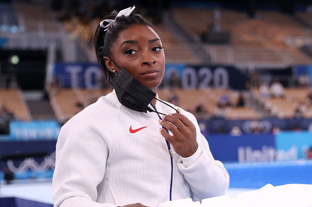"""Simone Biles Says She Should've Quit Gymnastics """"Way Before"""" The 2020 Tokyo Olympics"""