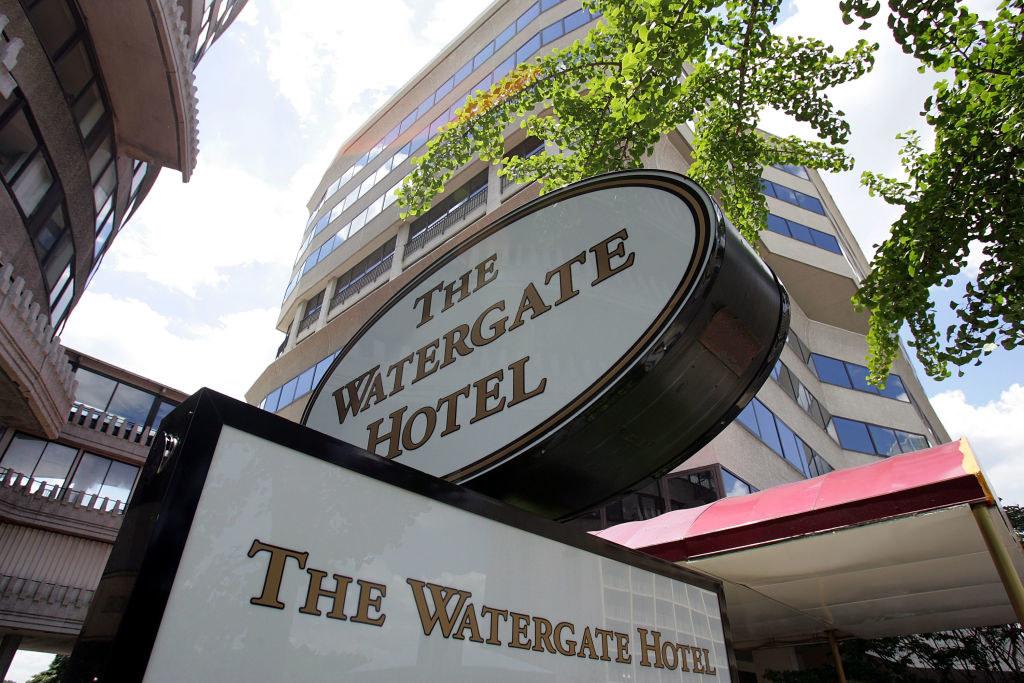 The Watergate Hotel in 2005