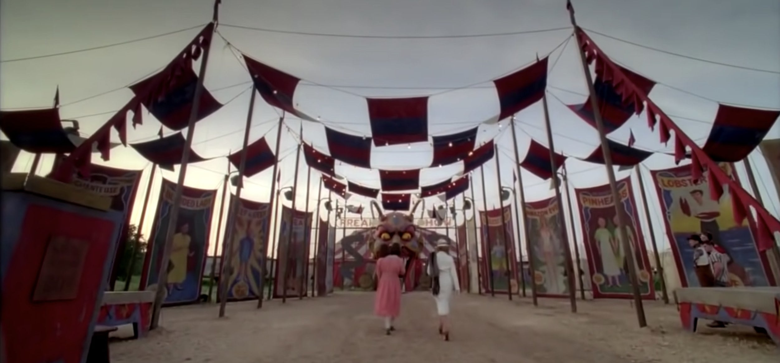 Circus in AHS: Freak Show