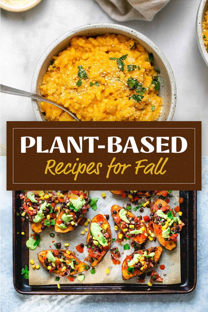 Plant-Based Recipes for Fall