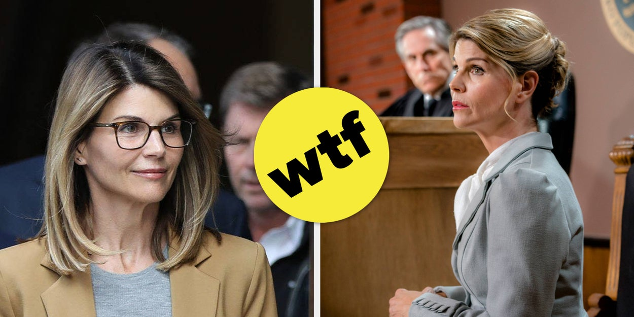 Lori Loughlin Just Booked Her First Acting Role Since Being In Jail For Her Involvement In The College Admissions Scandal thumbnail